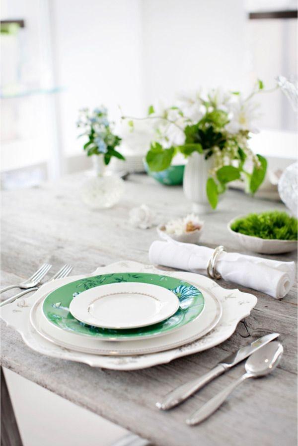157 Свежая и гармоничная свадьба в зеленом цвете