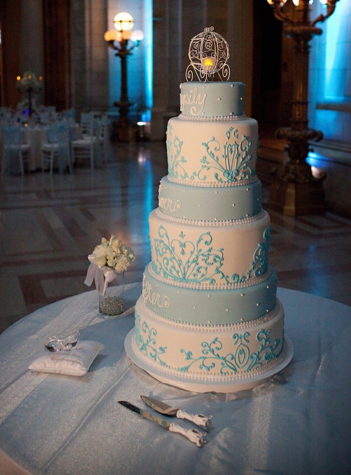 "320 Роскошная свадьба в стиле сказки ""Золушка"""