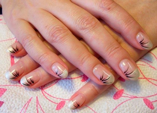 Формы ногтей маникюр своими руками фото 58
