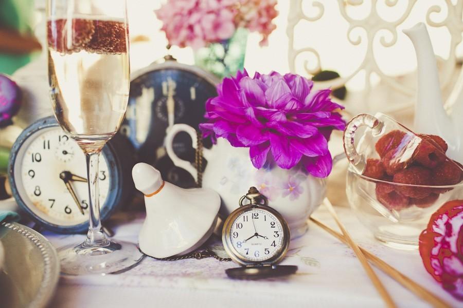 """620 Легкое творческое безумство свадьбы в стиле """"Алисы в Стране Чудес"""""""