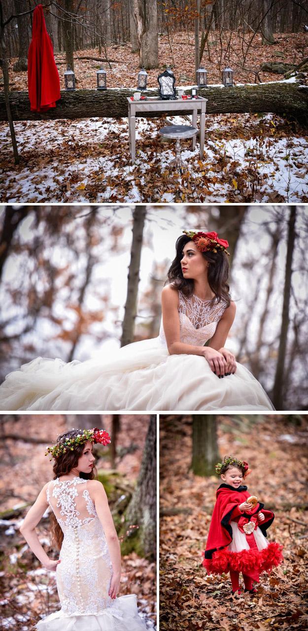 Belosnezhka2 Тематические свадебные фотосессии: Белоснежка
