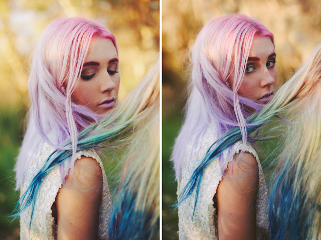 Красить ли волосы на торжество?
