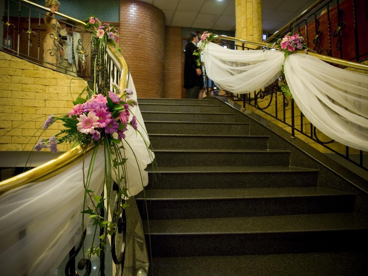 Украшение дома невесты на свадьбу и для выкупа - идеи оформления, фото