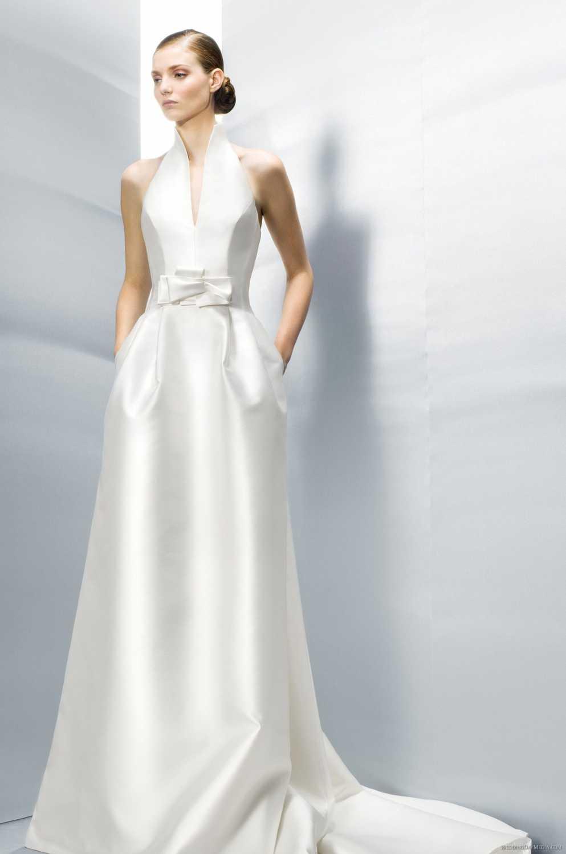 3006_322_54238 Фотоподборка свадебных платьев с карманами