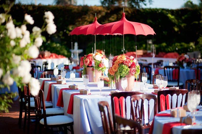 74 Свадебный зонтик –  интересный аксессуар на свадьбу