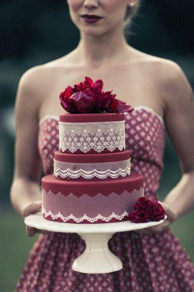 Марсала – главный свадебный цветовой тренд.
