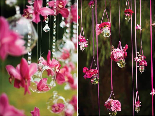 podvesnoj-dekor-na-svadbu Подвесной свадебный декор – необычный способ украсить торжество