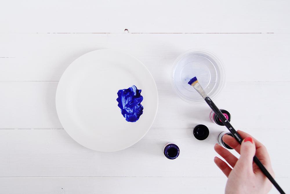 raspisnye-tarelki4 Свадебный мастер-класс: расписные тарелки