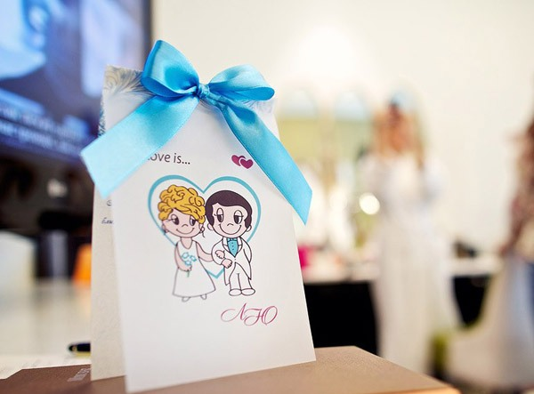 """sa_1423432399392318ba0249c03804f6fd959664f9f9 Приглашения на свадьбу в стиле """"Love is"""""""