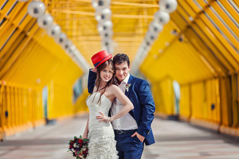Современная свадебная фотосъемка