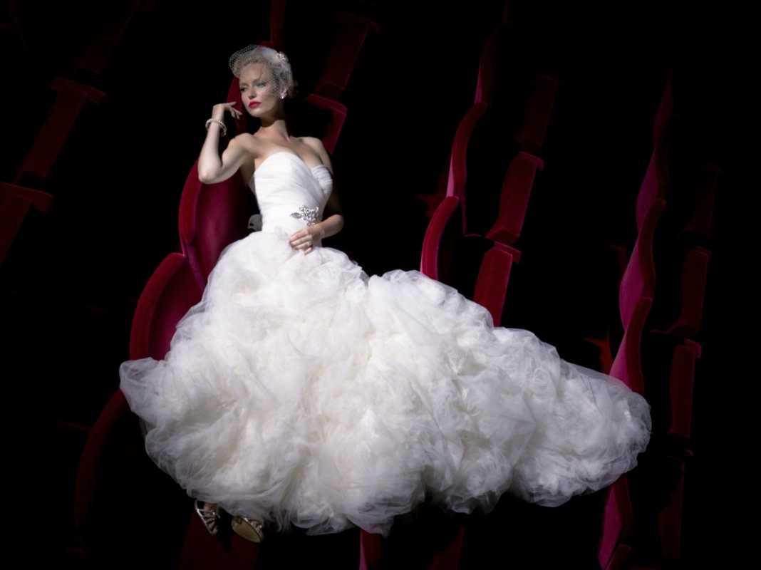 Роскошные свадебные платья от Hisako Takayama