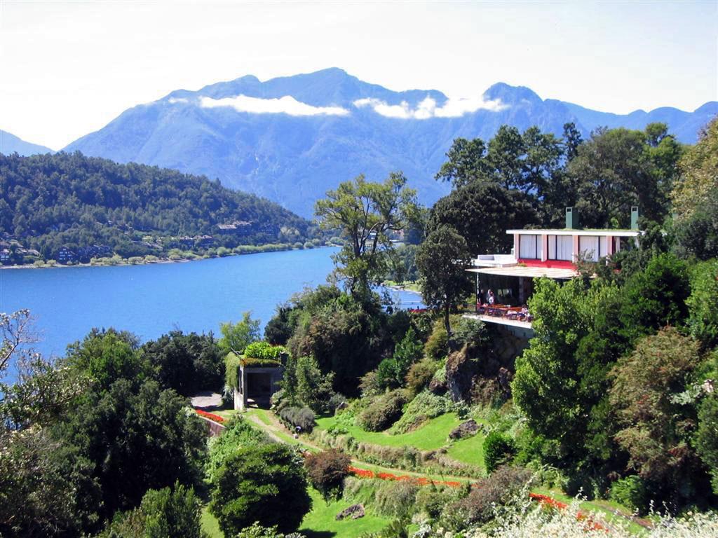 Свадебное путешествие в Чили