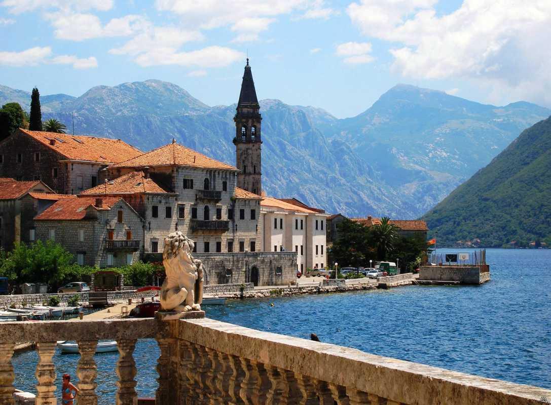 Романтичное свадебное путешествие в Черногорию