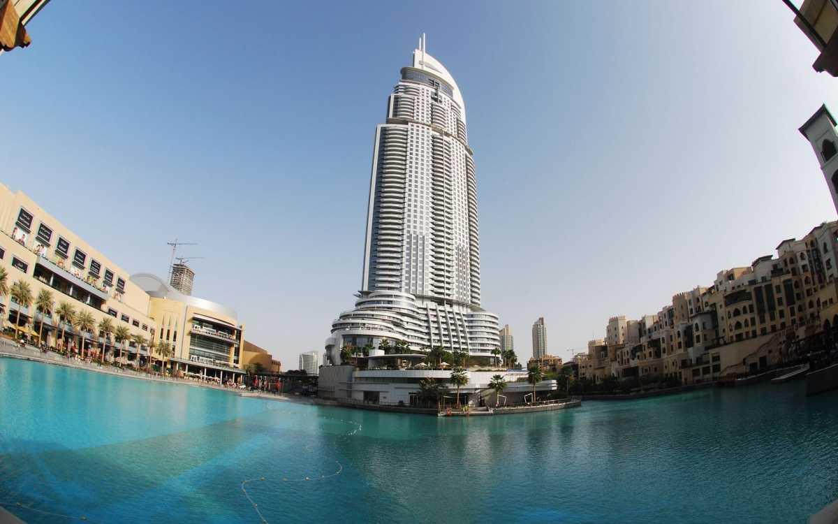 Свадебное путешествие в Объединенные Арабские Эмираты
