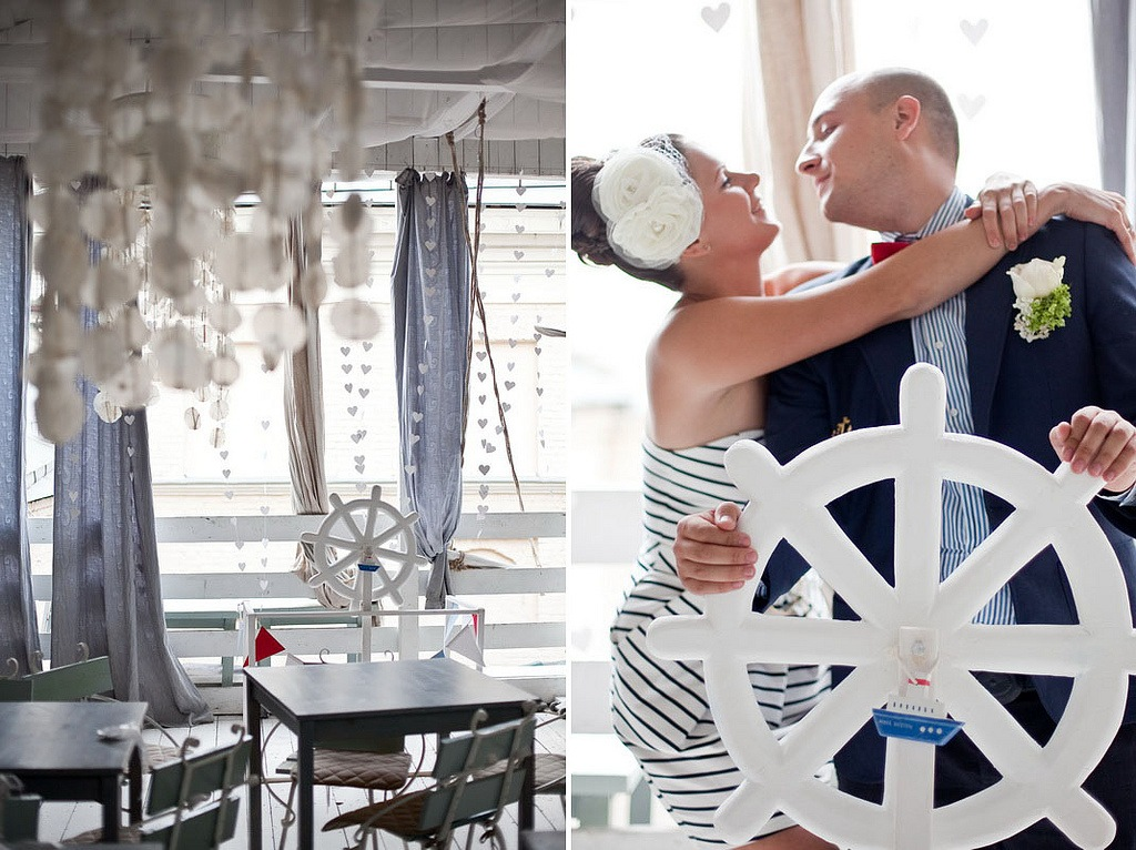 fotosessiya-na-svadbu-v-morskom-stile Свадебная фотосессия в морском стиле