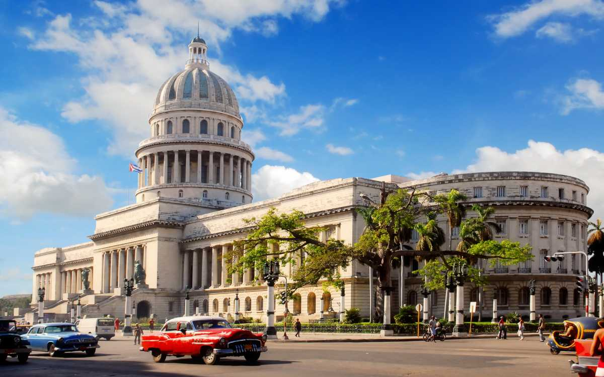 Свадебное путешествие на Кубу