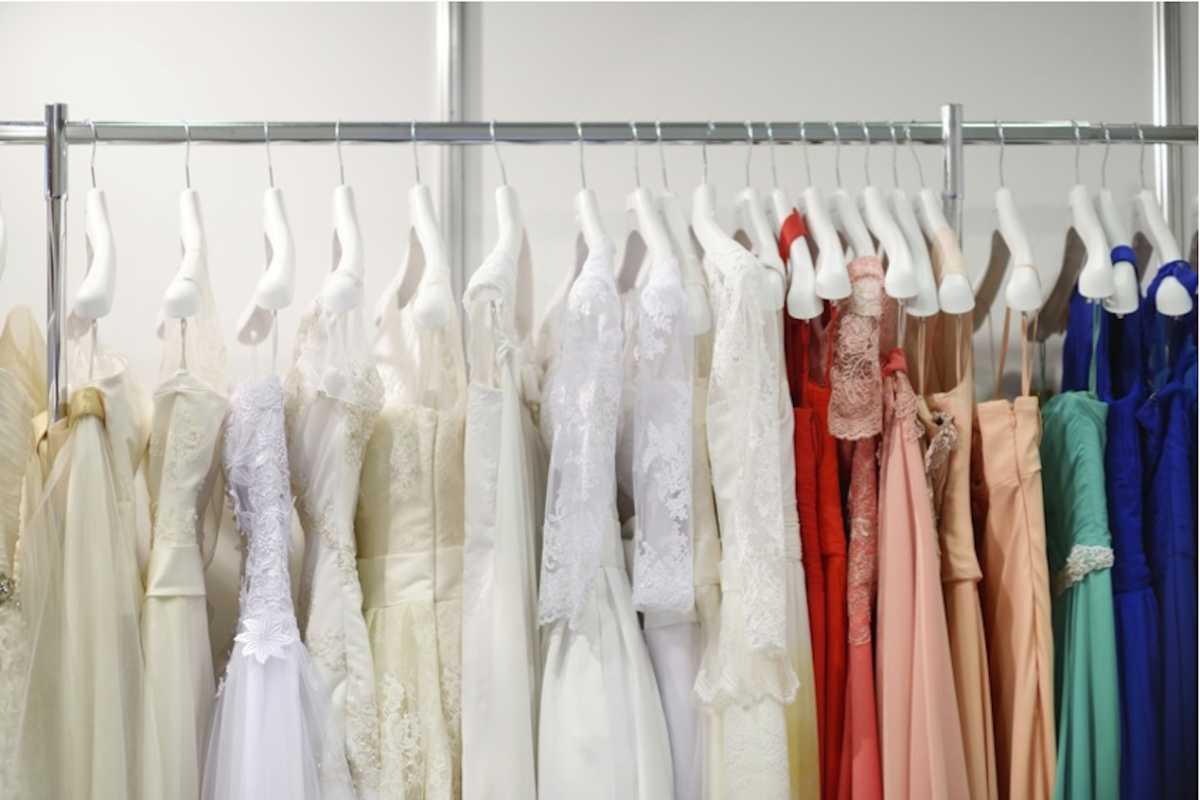 Покупка свадебного платья с рук