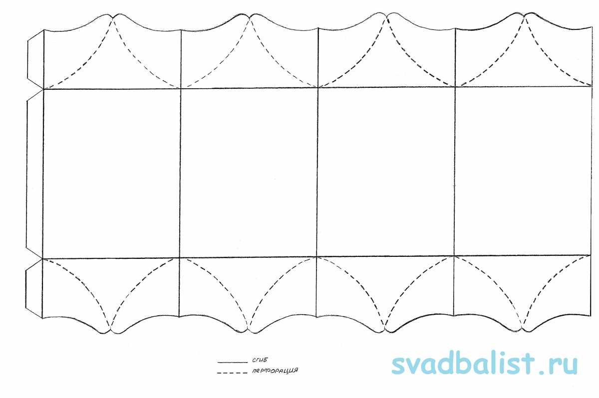 8-bonbonerka-konfetka 10 простых схем для изготовления свадебных бонбоньерок своими руками