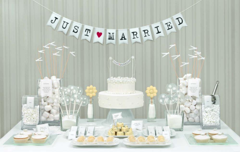 Сладкий десертный стол для свадьбы, какой выбрать?