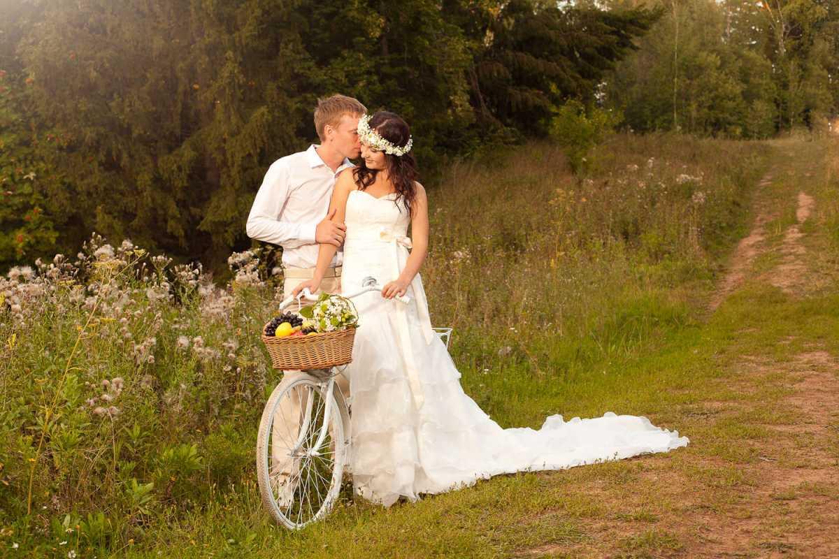 fotosemka-tematicheskaya-na-svadbu Тематическая свадебная фотосессия, какой стиль выбрать