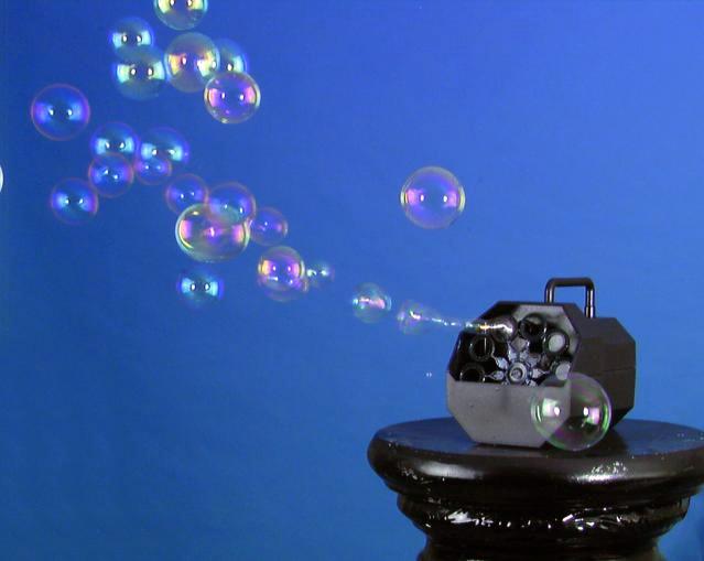 Машина для мыльных пузырей