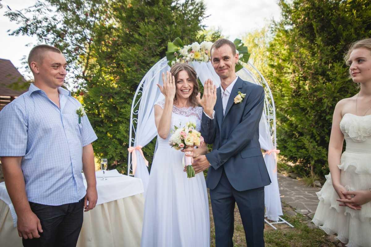 Где проводить свадьбы