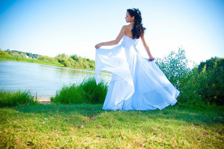 Секреты успешной продажи свадебного платья