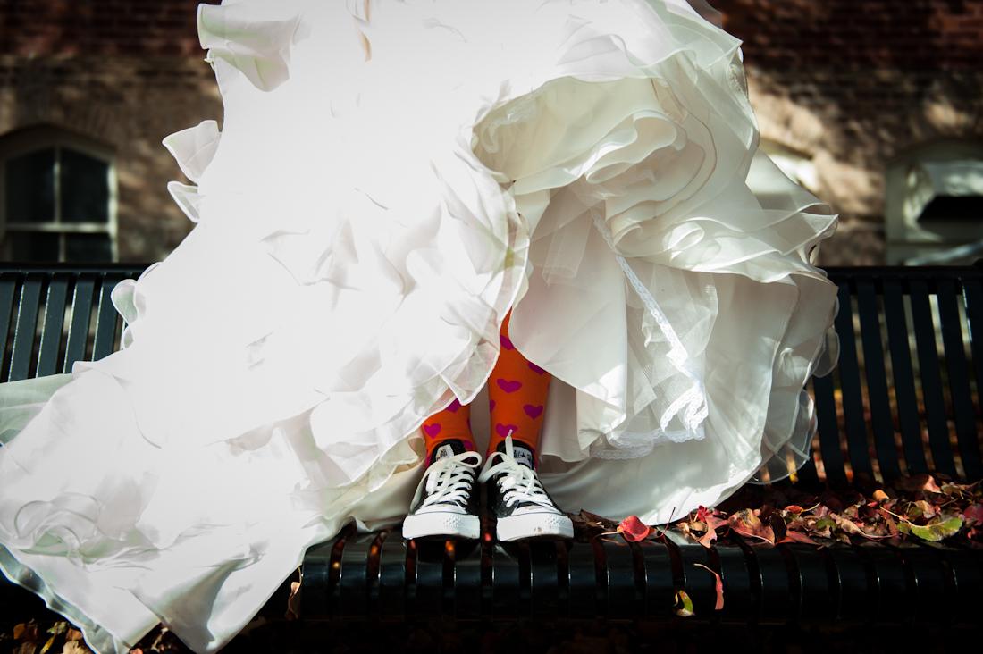 kedy-kak-svadebnaya-obuv Кеды вместо туфель для невесты на свадьбу
