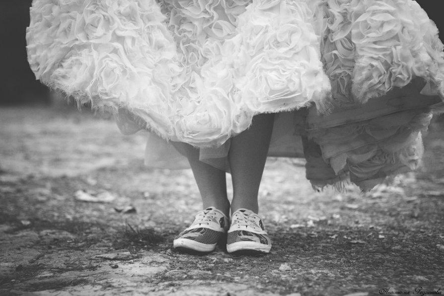 kedy-na-neveste Кеды вместо туфель для невесты на свадьбу