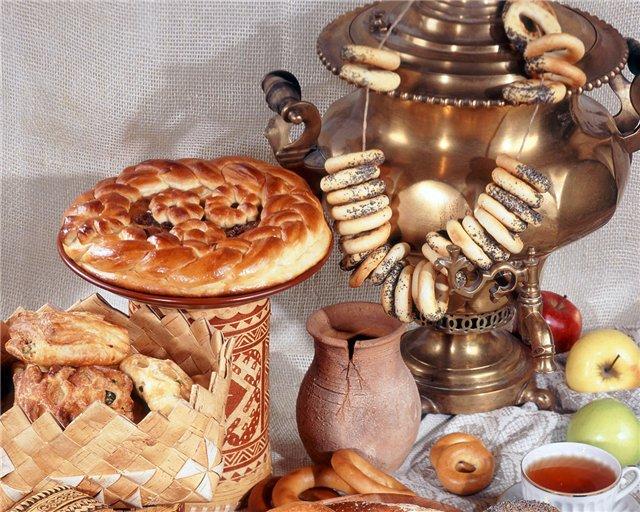 russkonarodnyj-kendi-bar Как создать десертный стол для свадьбы в русском стиле без привлечения оформителей?