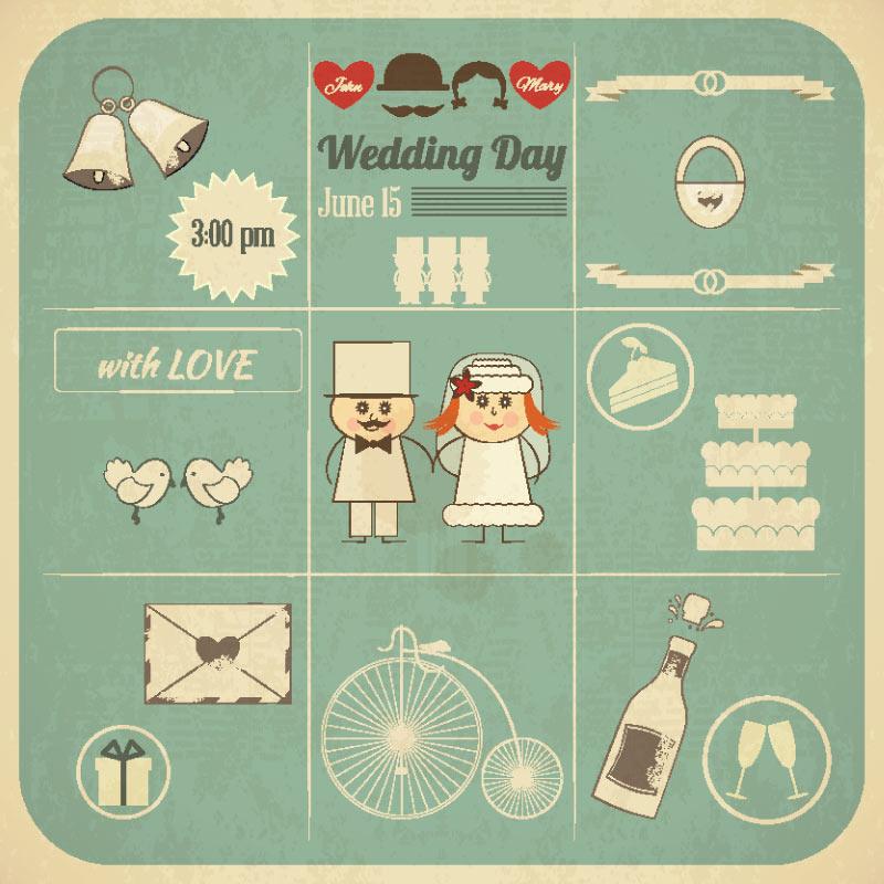 svadebnaya-infografika-priglasheniya Свадебные приглашения, какие есть варианты и возможности