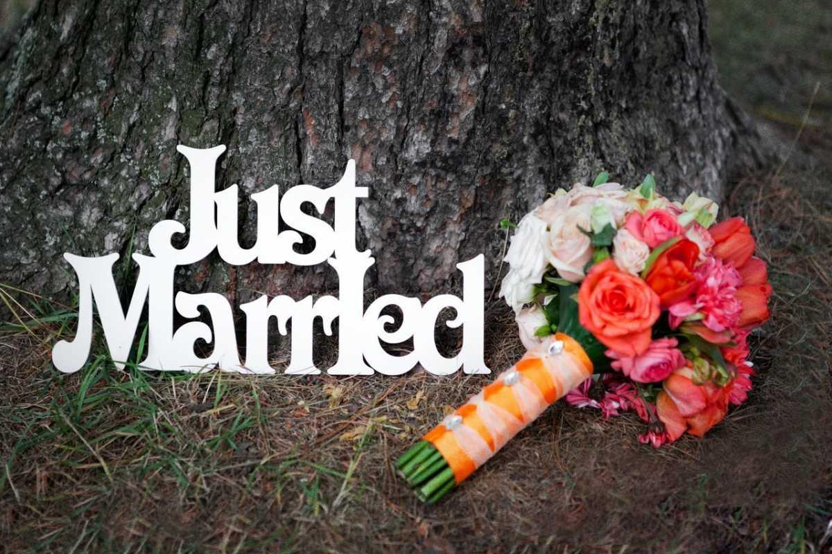 svadebnye-bukvy-v-dekore Свадебный декор- идеи и решения для декорирования свадьбы.