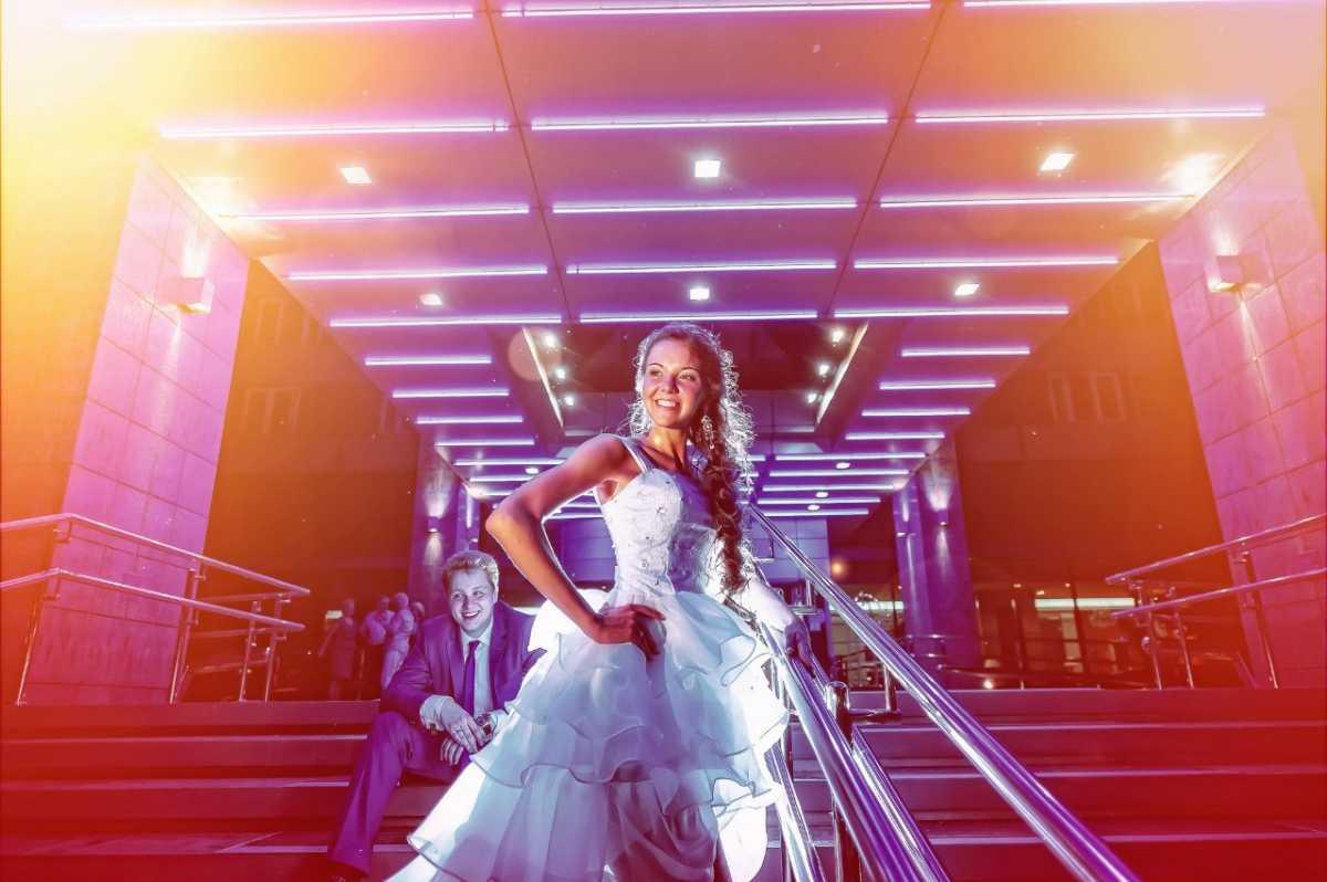 svadebnye-fotografii-nochnaya-semka Свадебная фотосессия ночью