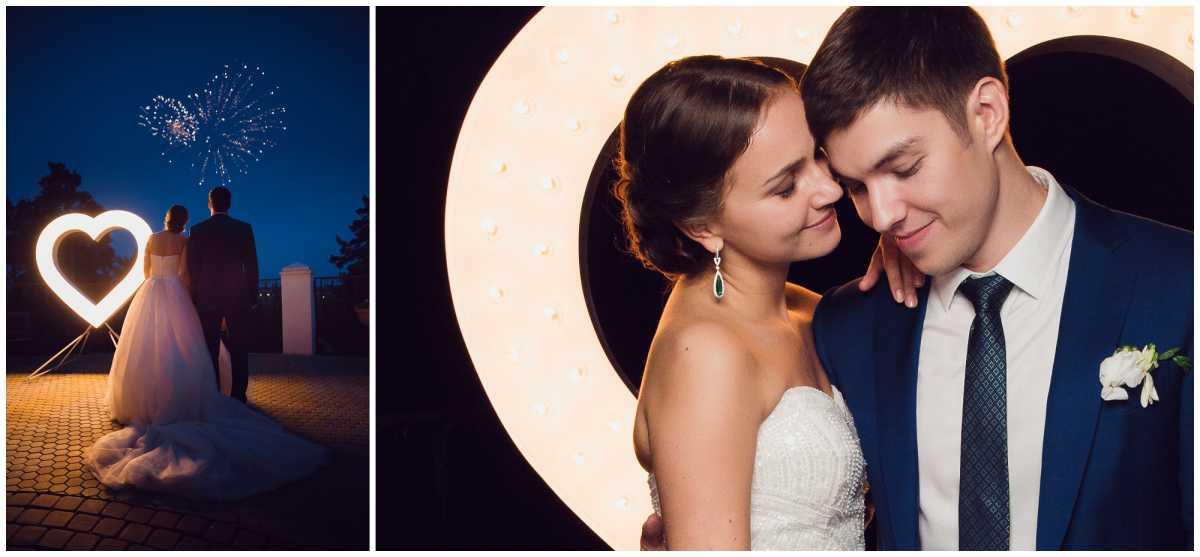 svadebnye-fotografii-nochyu Свадебная фотосессия ночью