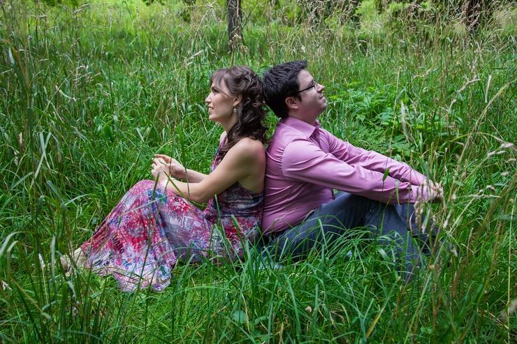 yarkaya-lilovaya-lov-stori Нужна ли предсвадебная фотосъемка love story?