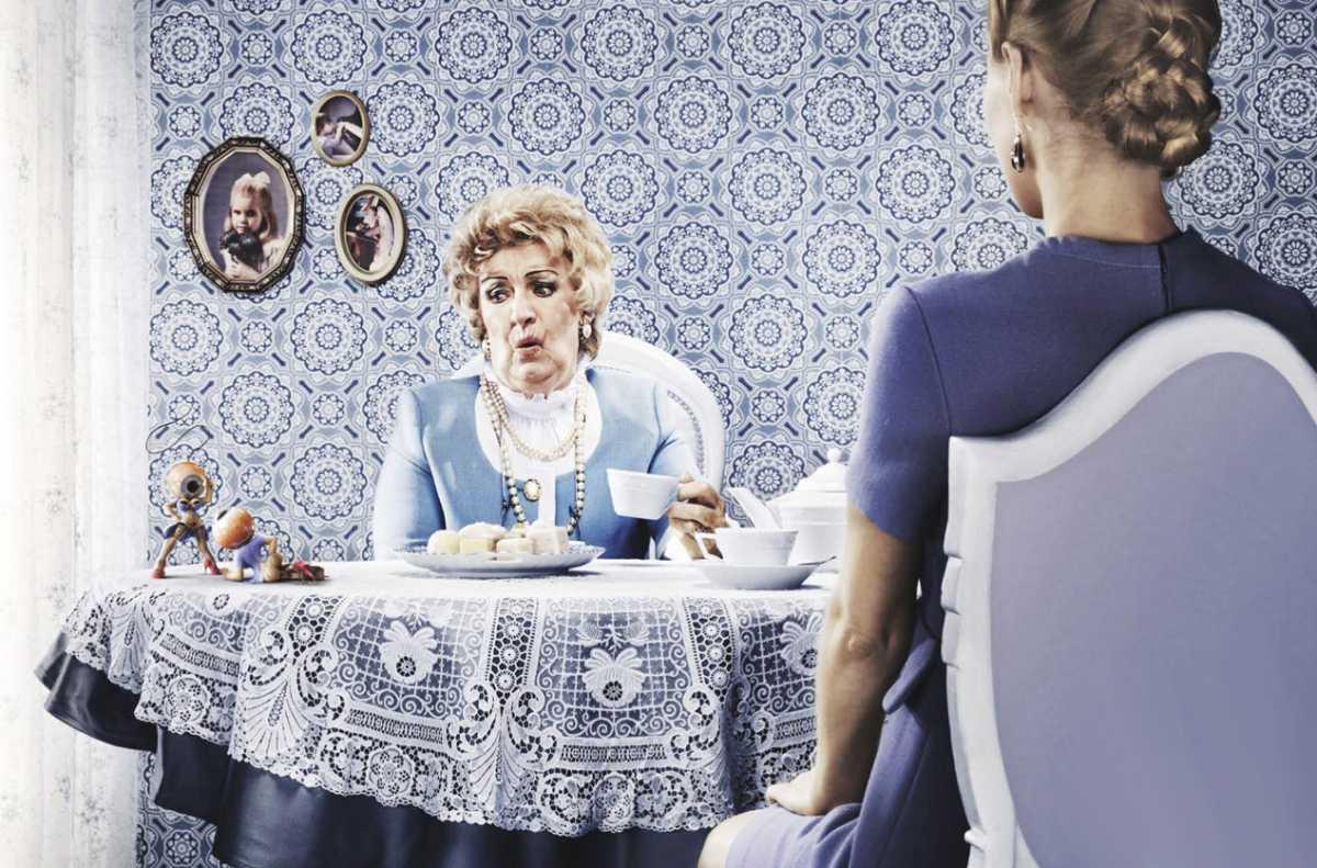 Что делать, если маме не понравилась Ваша невеста?