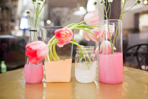 1-delaem-vazu-dlya-dekora-svadby Декоративные вазы на свадьбу своими руками