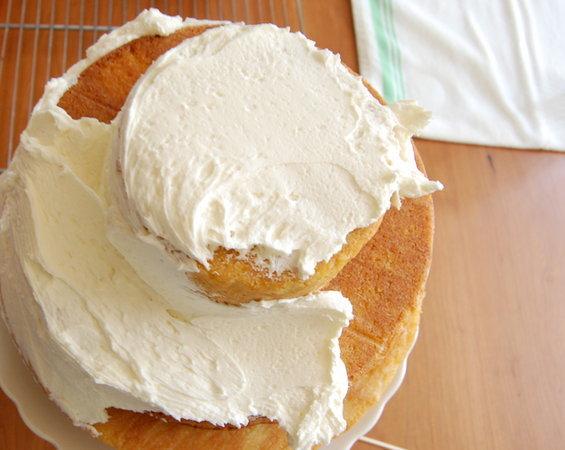 бюджетный свадебный торт 5
