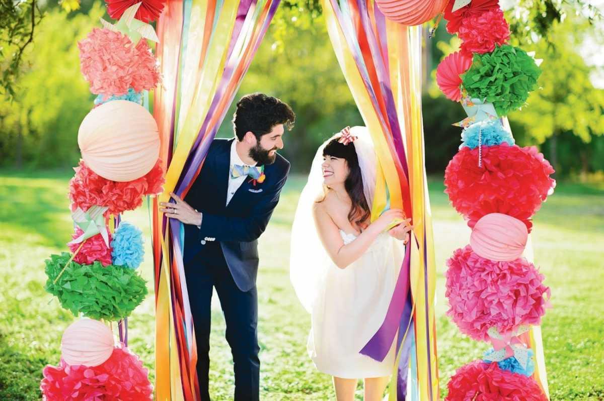 dekor-na-svadbu-svoimi-rukami Свадебный декор своими руками - оригинальность или простой способ сэкономить