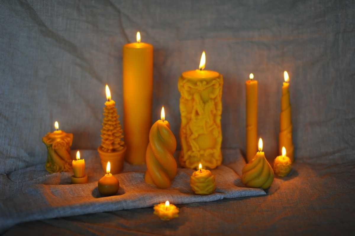 Свадебные гадания для девичника на свечах из рубрики Гадание и Гороскопы на свадьбу - Свадьбалист: Все о свадьбе!