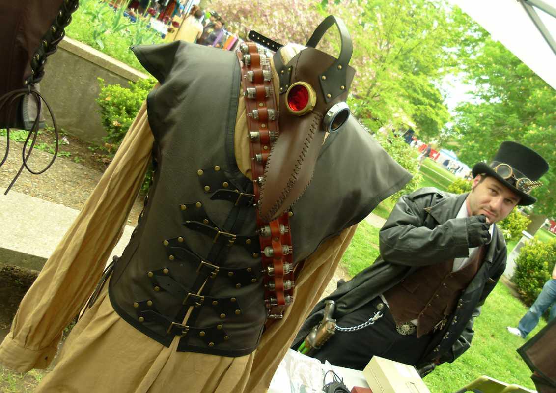 kostyum-na-svadbu-stimpank Свадебный костюм для жениха в стиле стимпанк