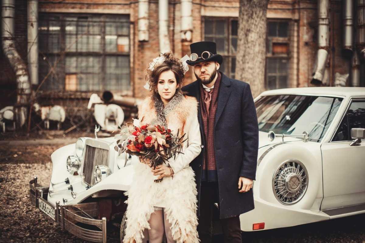 kostyum-stimpank-zheniha Свадебный костюм для жениха в стиле стимпанк
