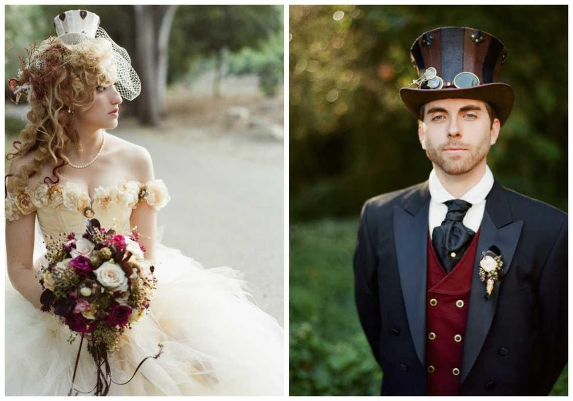 kostyum-zheniha-stimpank Свадебный костюм для жениха в стиле стимпанк