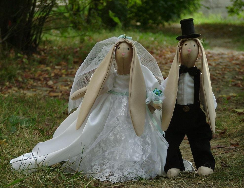 mozhnye-svadebnye-kukly-tildy Тильда - удивительная свадебная кукла
