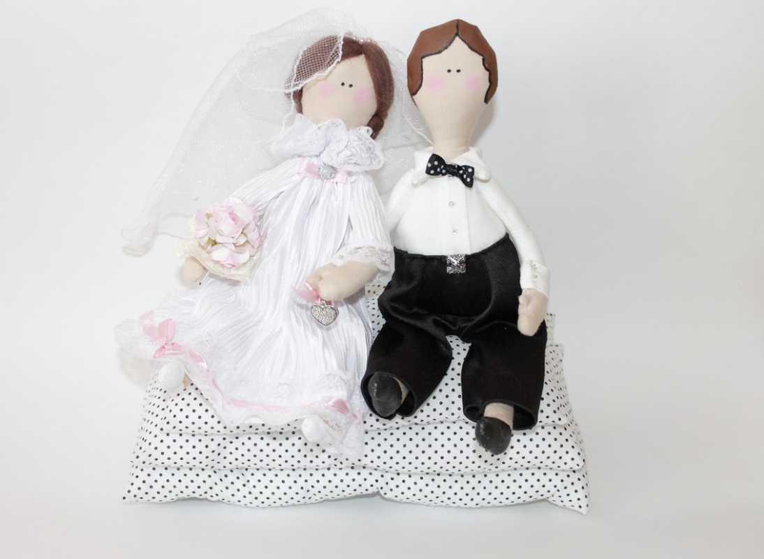 tildy-kukly-svadebnye Тильда - удивительная свадебная кукла