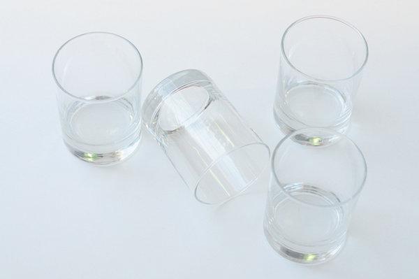 vazy-na-svadbu-iz-stakanov ТОП-10 бюджетных вариантов декора ваз на свадьбу