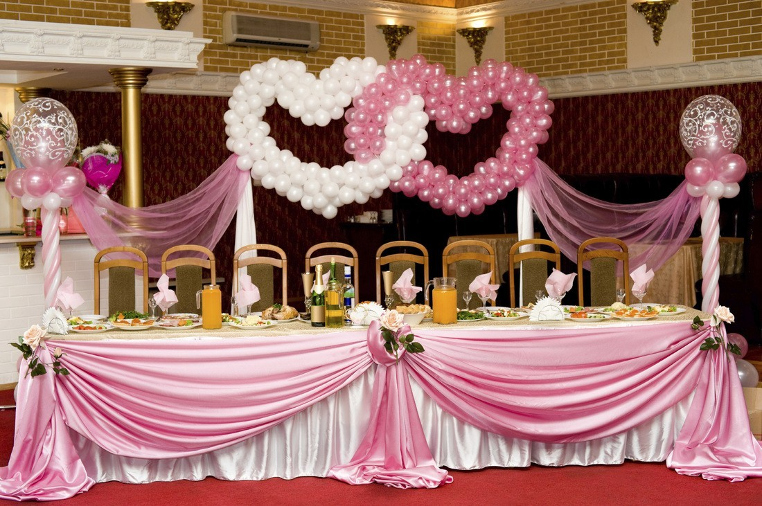 1-Svadebnye-zaly-oformlenie-sharami-foto-idei Свадебные залы оформление шарами фото идеи