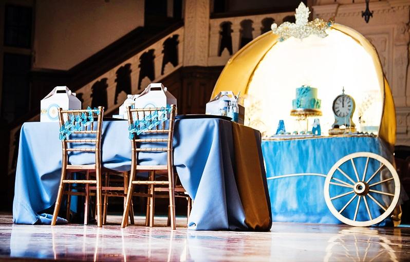 Свадьба по мотивам фильма Золушка