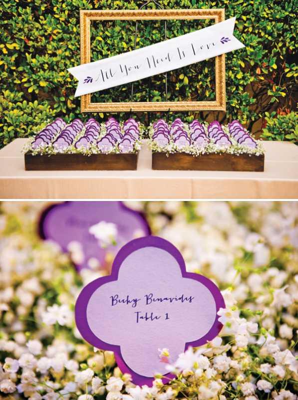 1-svadba-v-slivovom-tsvete Свадьба в сливовом цвете - яркое и сочное летнее торжество