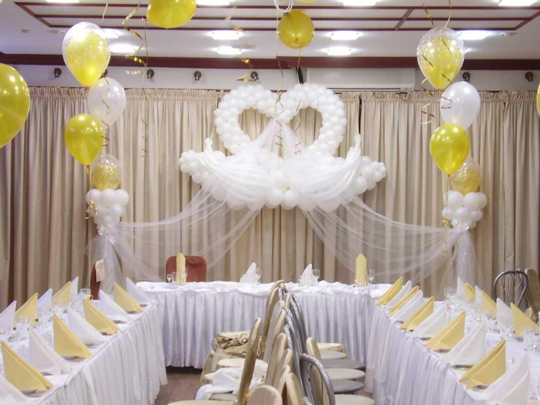 Arka-iz-sharov-na-svadbu-3 Арка из шаров на свадьбу бюджетный и довольно оригинальный вариант оформления торжества
